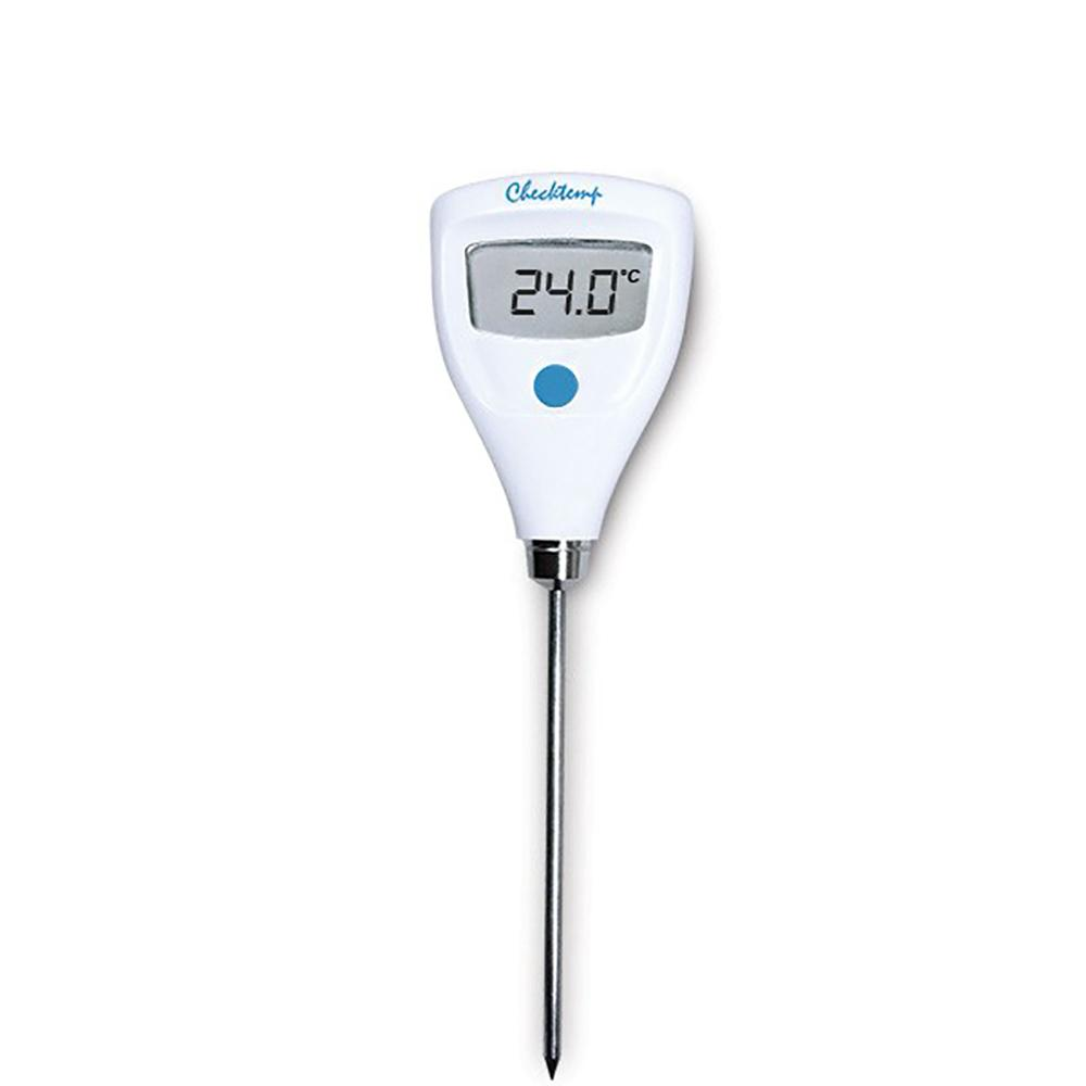 Checktemp Digital Thermometer with Stainless Steel Penetration Probe