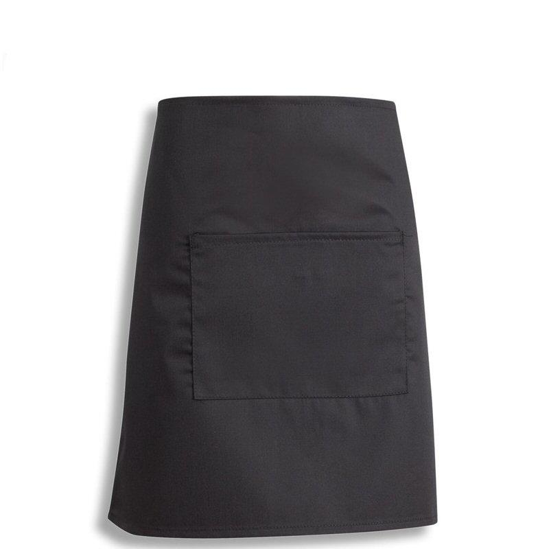 Tibard Black Square Apron
