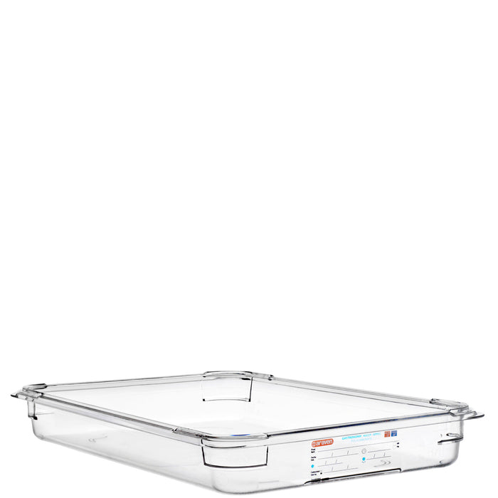 Araven 1/1 Airtight Gastronorm Container Polycarbonate