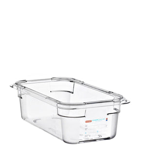 Araven 1/3 Airtight Gastronorm Container Polycarbonate