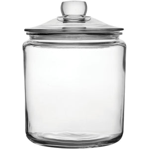 Utopia Biscotti Glass Jars