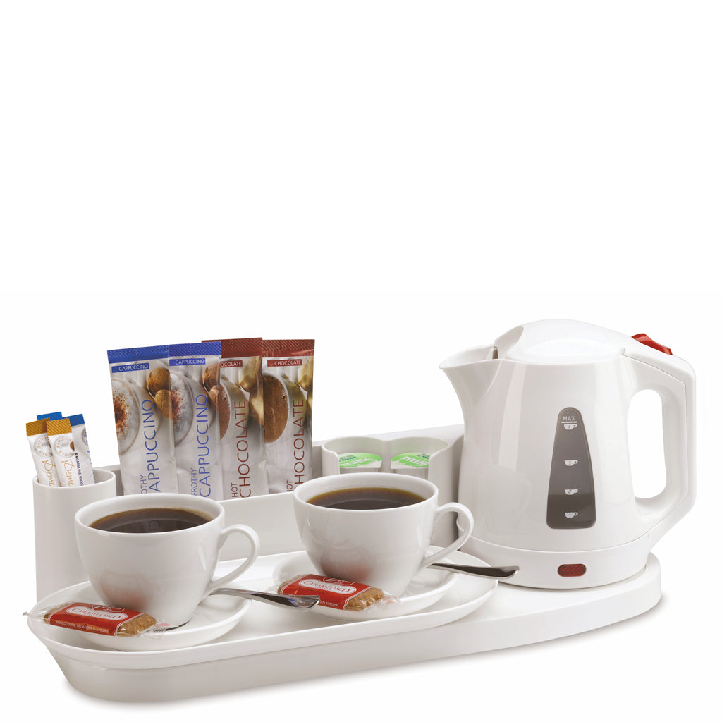 Northmace Elegance Welcome Tray including Kettle