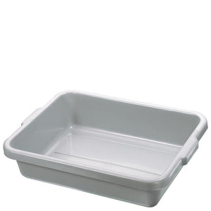 Grey Tote Bussing Box