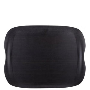 Roltex Earth Wave Tray Dark Wood