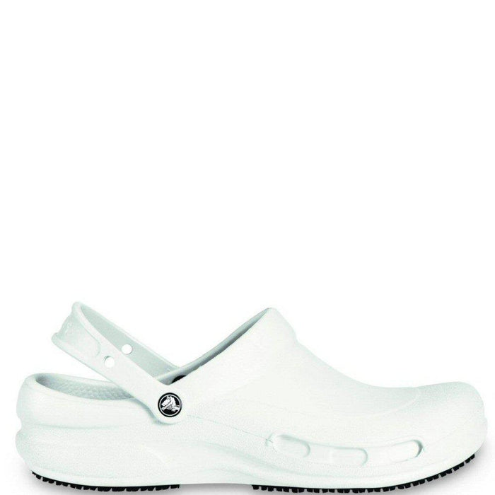 Crocs Bistro White Chefs Clogs