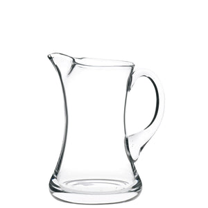 Artis Waisted Ice Lip Glass Jug 2 Pint