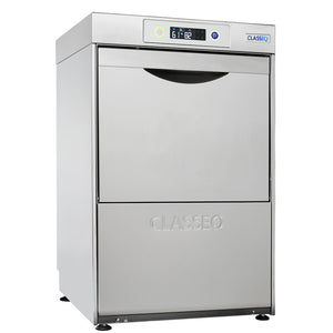 Classeq G400 Duo WS Glasswasher with Water Softener, Drain & Rinse Pumps