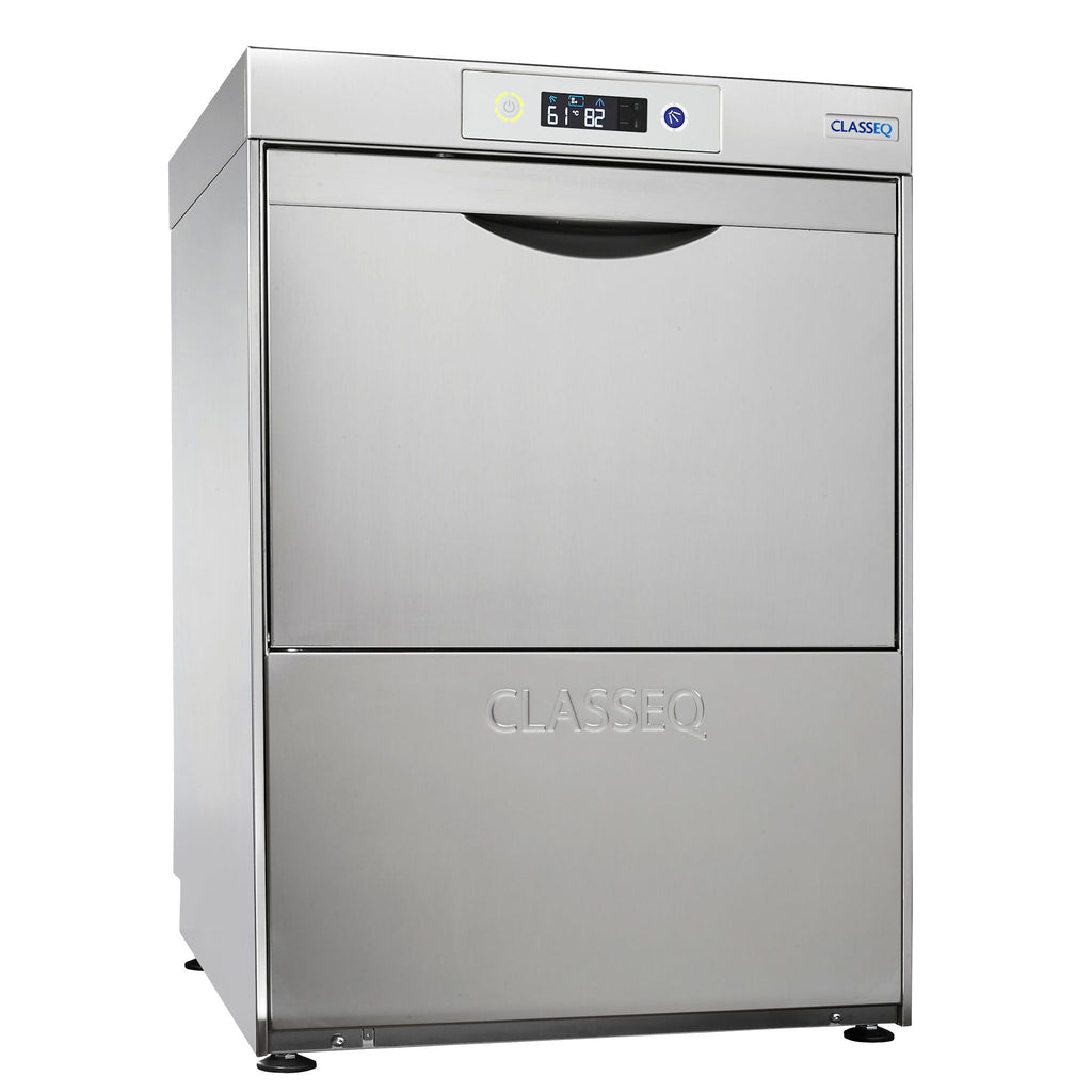Classeq Dishwasher with Drain & Rinse Pumps D500DUO