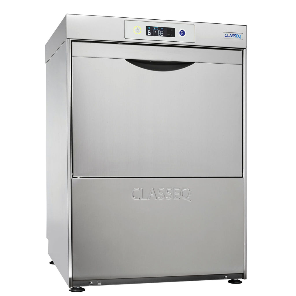 Classeq Dishwasher with Water Softener, Drain & Rinse Pumps D500DUOWS