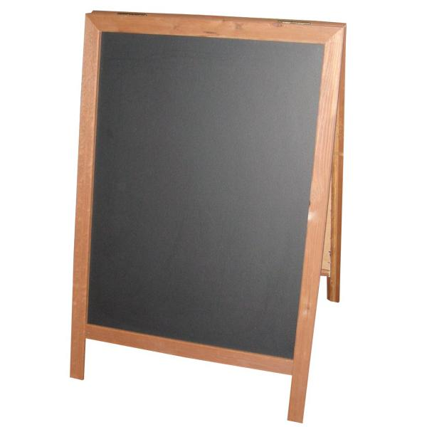 Antique Effect A Frame Blackboard