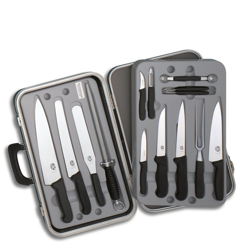 Victorinox Small Chefs Knife Set in Durable Case