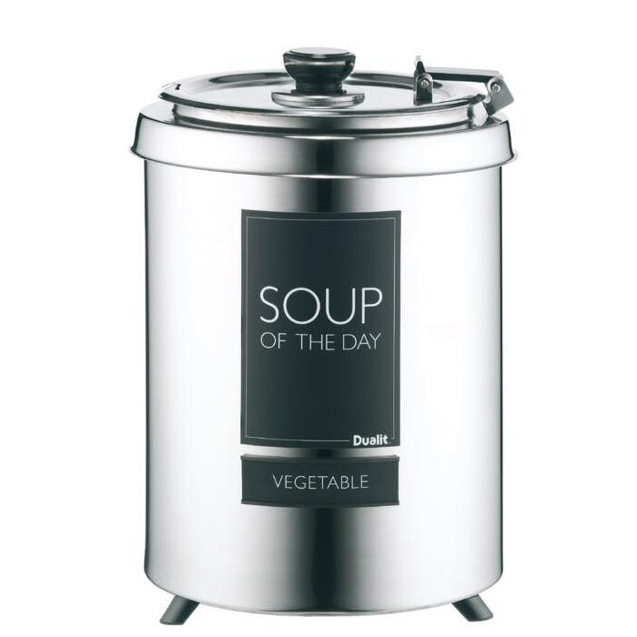 Dualit 6 litre Hotpot Soup Kettle Polished 71500