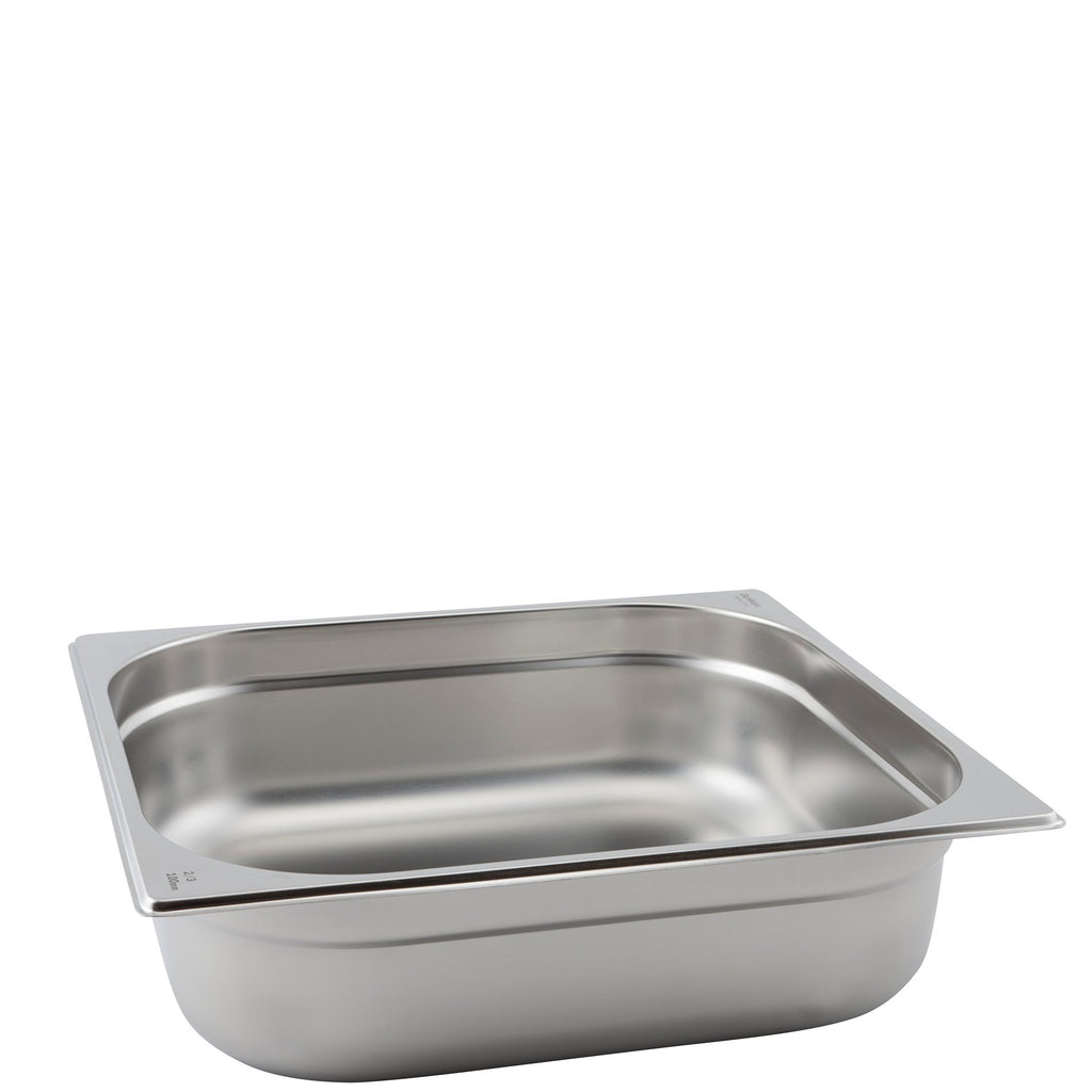 Stainless Steel 2/3 Gastronorm Pan