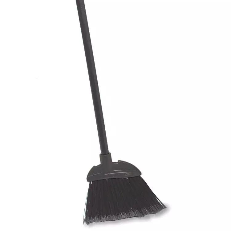 Rubbermaid Lobby Broom Black