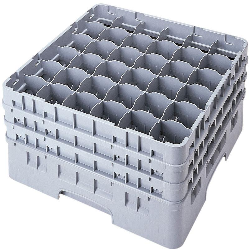 Cambro 36 Compartment Glass Rack