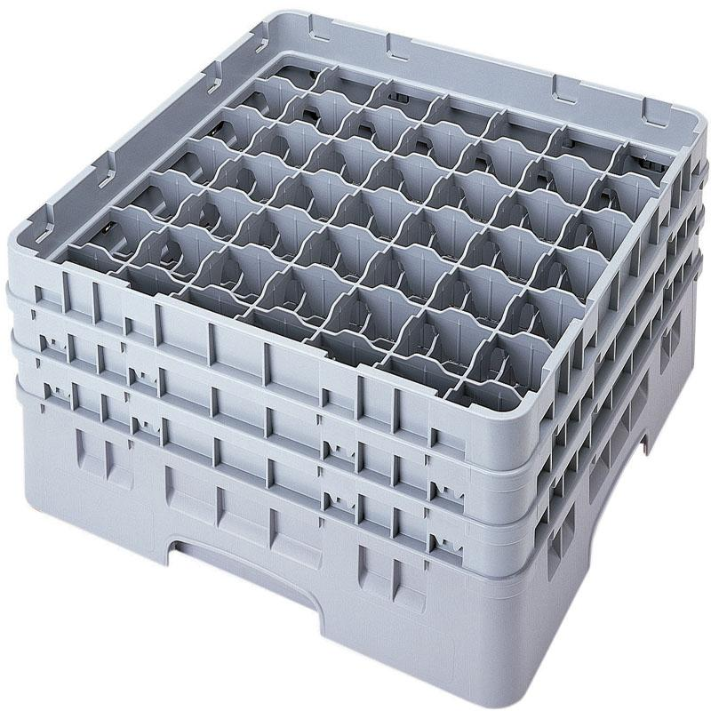 Cambro 49 Compartment Glass Rack