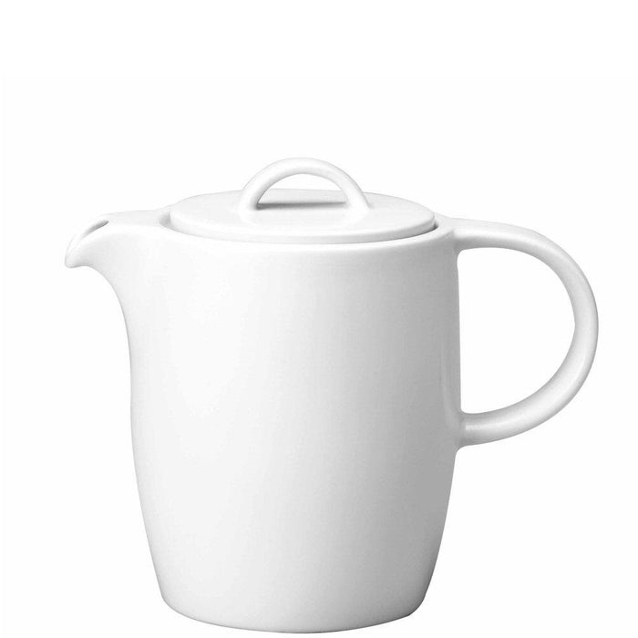 Churchill Compact White Beverage Pot
