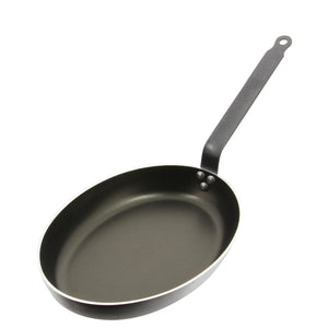 Choc Aluminium Non Stick Oval Fish Pan