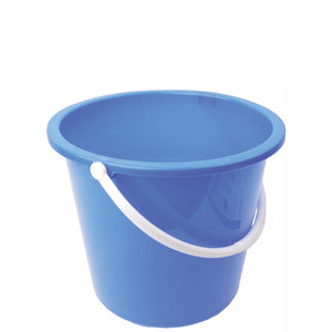 Blue Poly Bucket