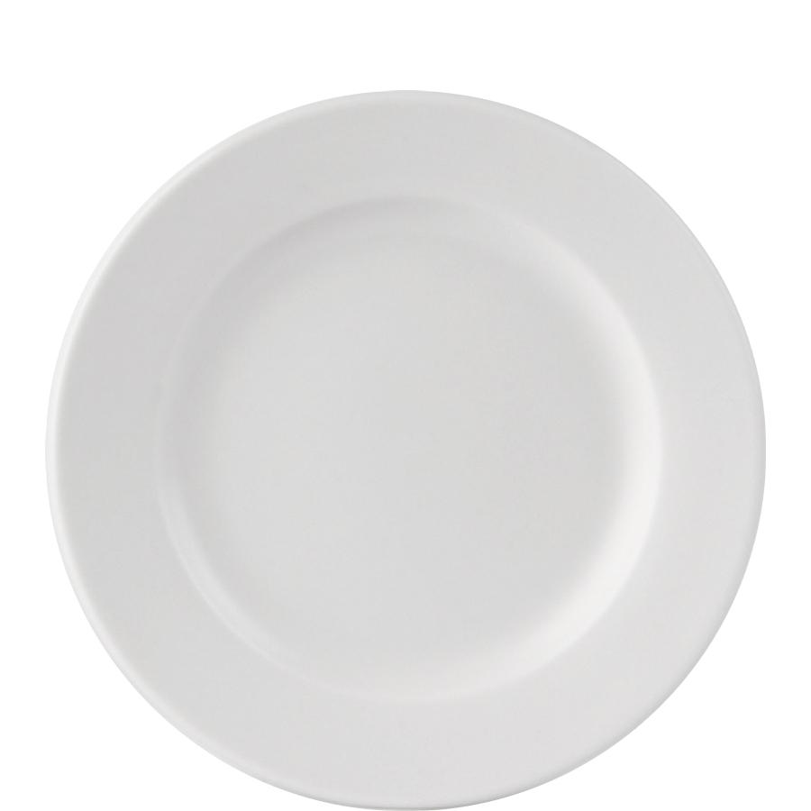 Simply Wide Rimmed Plates