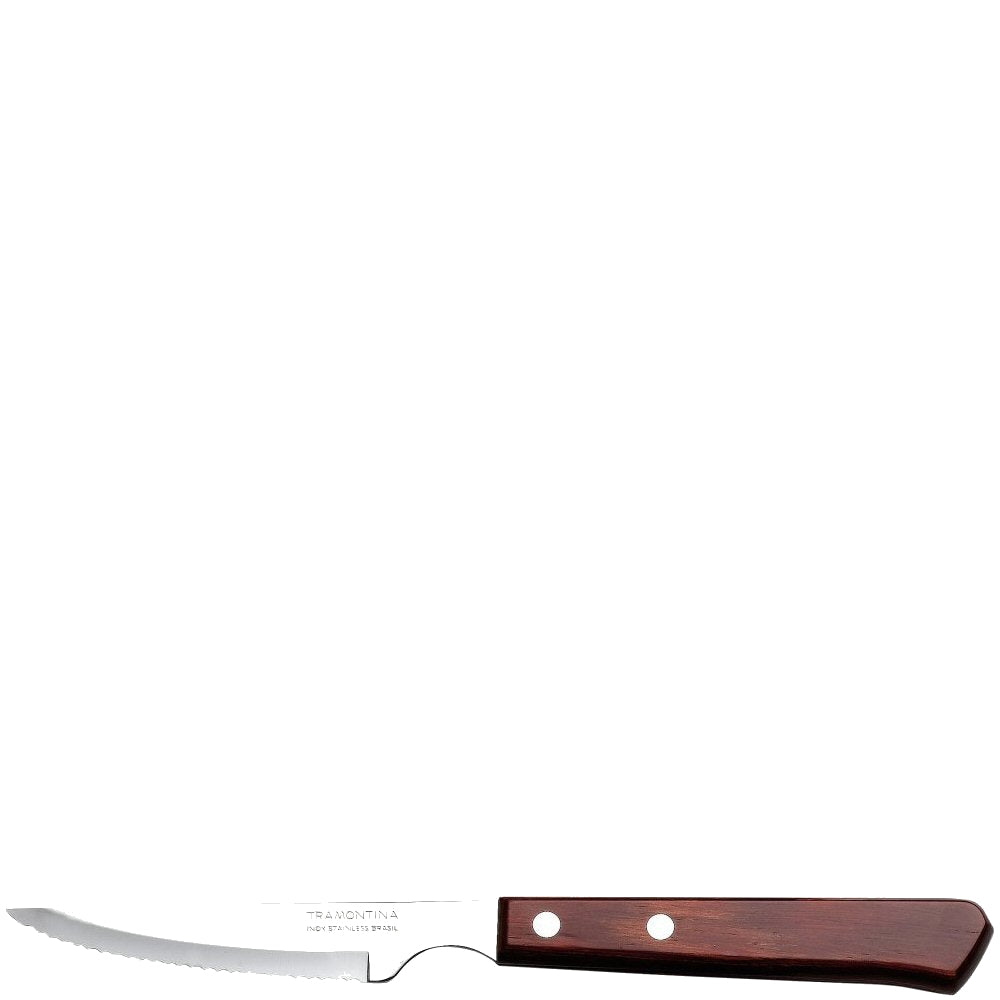 "Artis 4"" 2 Stud Tavola Red Steak Knife"