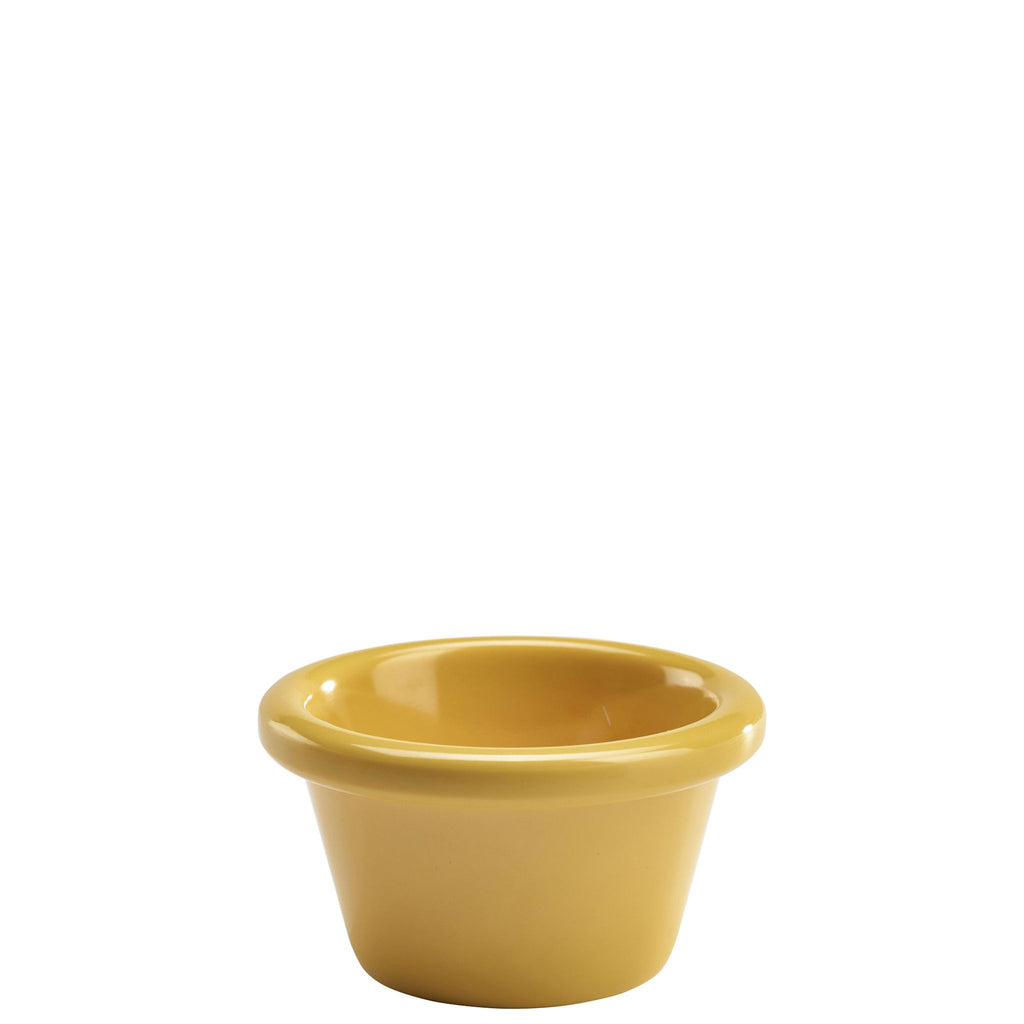 Yellow Smooth Ramekin