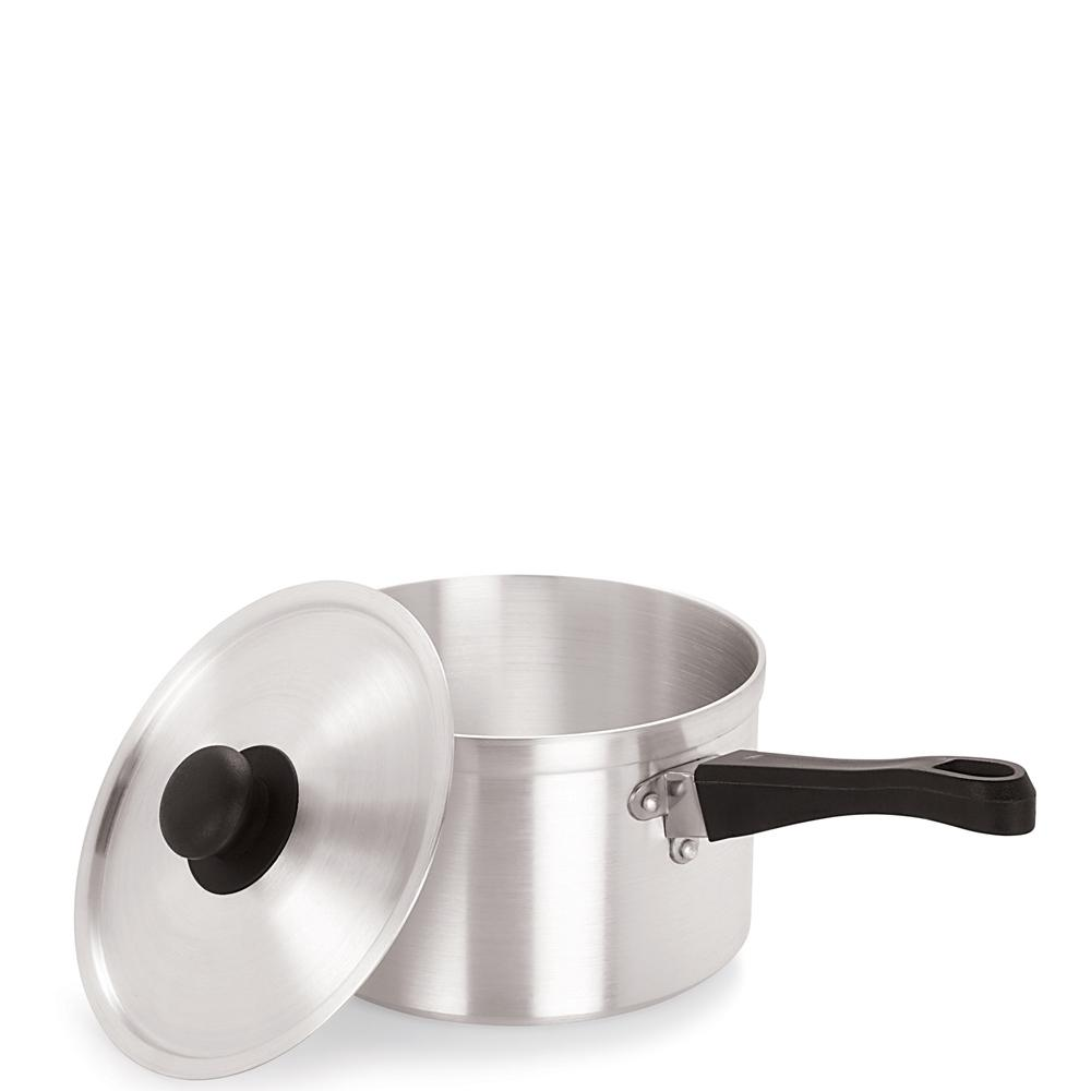 Heavy Duty Aluminium Saucepan with Lid