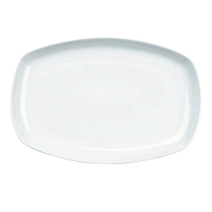 Churchill Menu Rectangular Plate