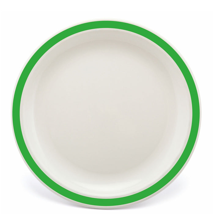 Polycarbonate Green Duo Plate