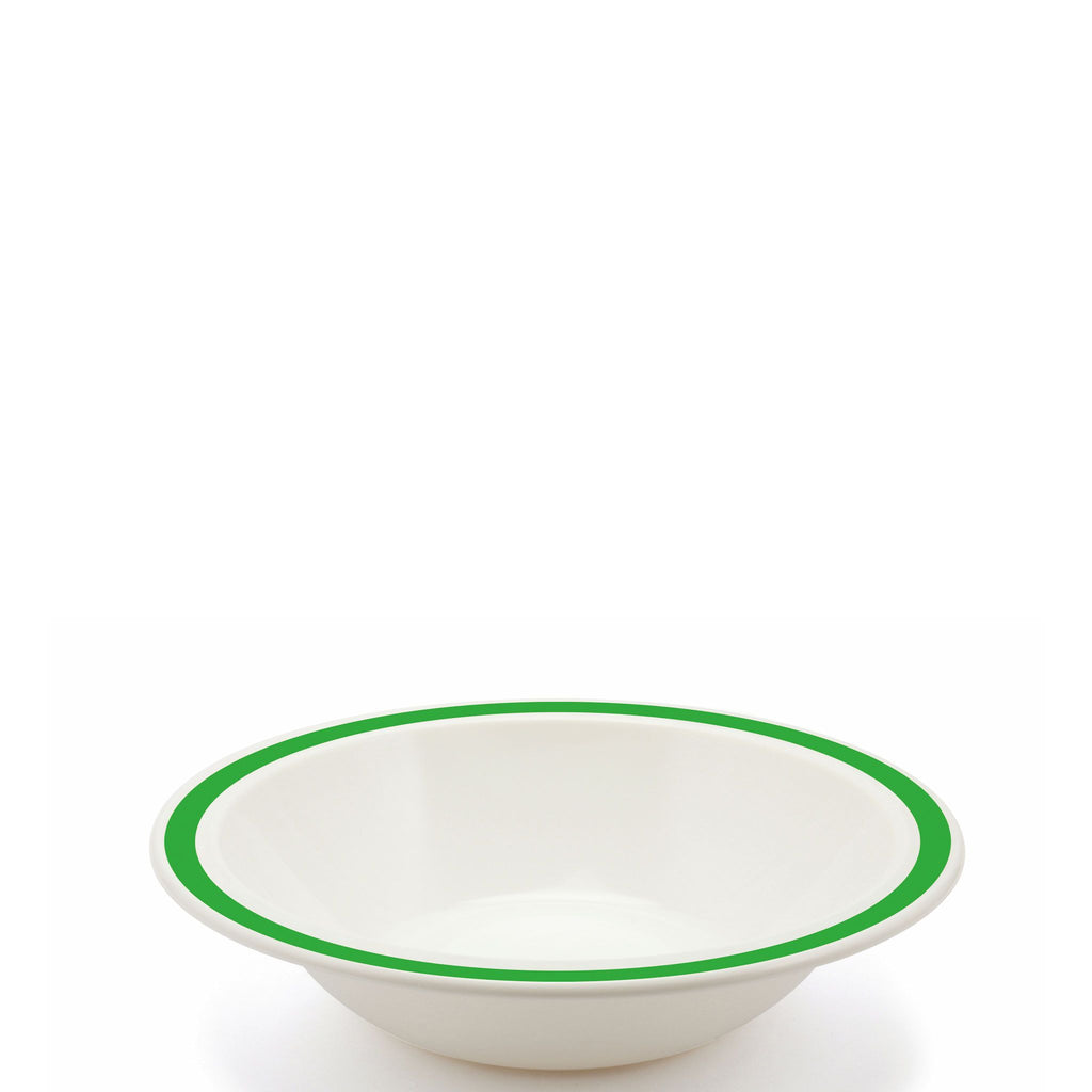 Polycarbonate Green Duo Bowl