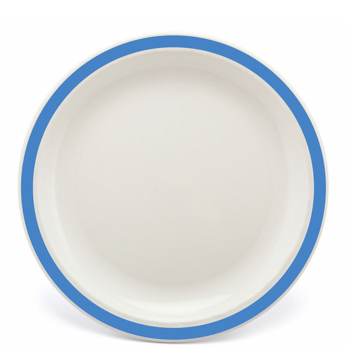 Polycarbonate Blue Duo Plate