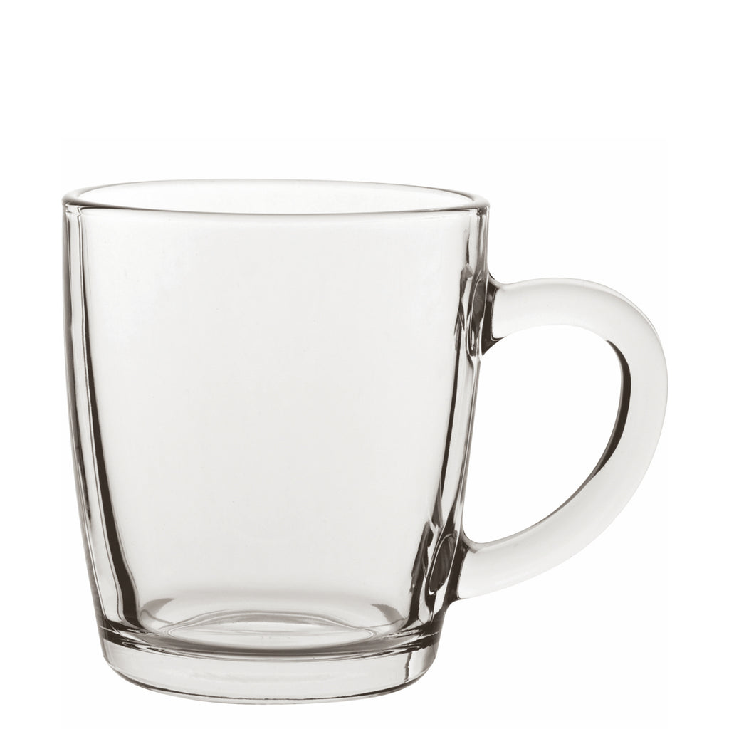 Utopia Barrel 12oz Handled Mug Toughened