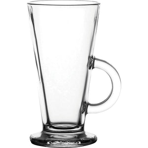 Utopia Columbia 10oz Latte Glass Toughened