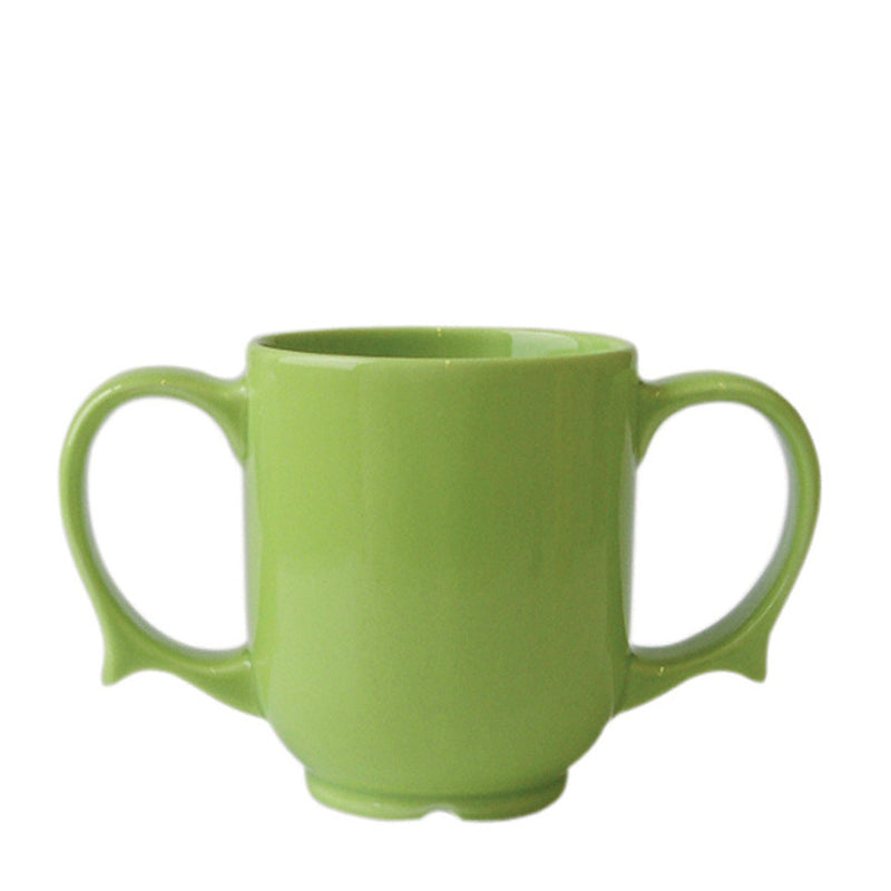 Dignity Two Handled Mug