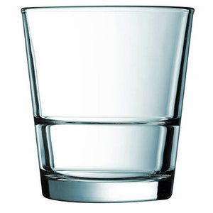 Arcoroc Stack Up Old Fashioned Tumbler 32cl (11.3oz)
