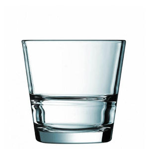Arcoroc Stack Up Old Fashioned Tumbler 21cl (7.4oz)