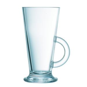 Arcoroc Latino 10.25oz Glass Latte Mug