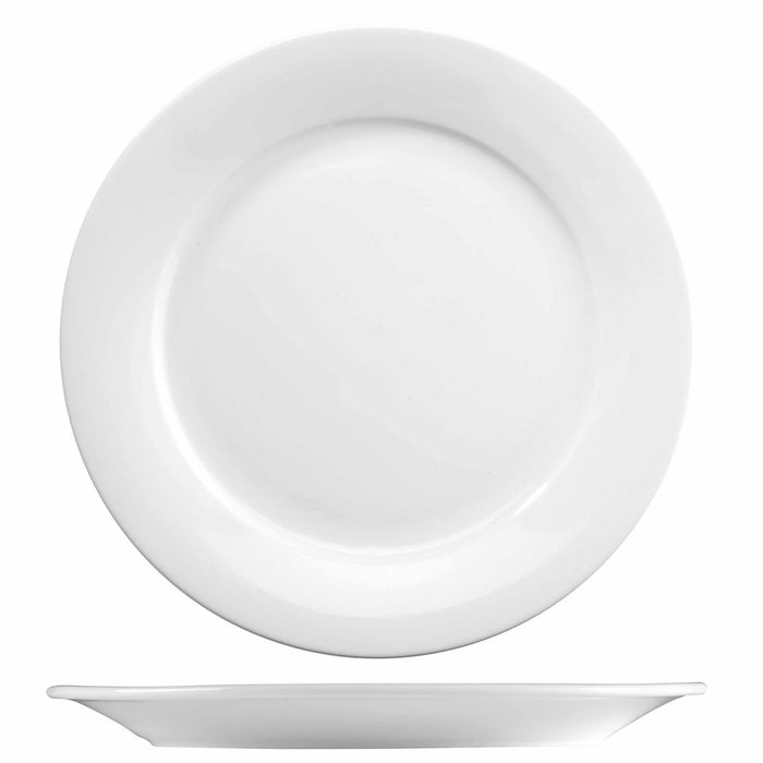 Churchill Menu Mid Rim Plate