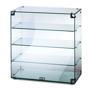 Lincat Glass Display Cabinet with Doors GC46D
