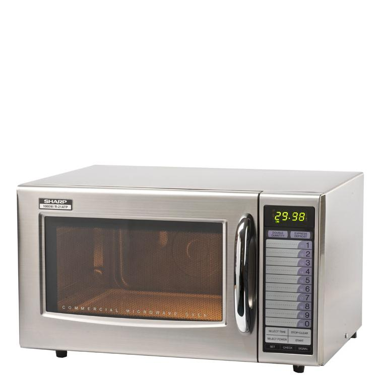 Sharp 1000W Microwave Oven R21AT