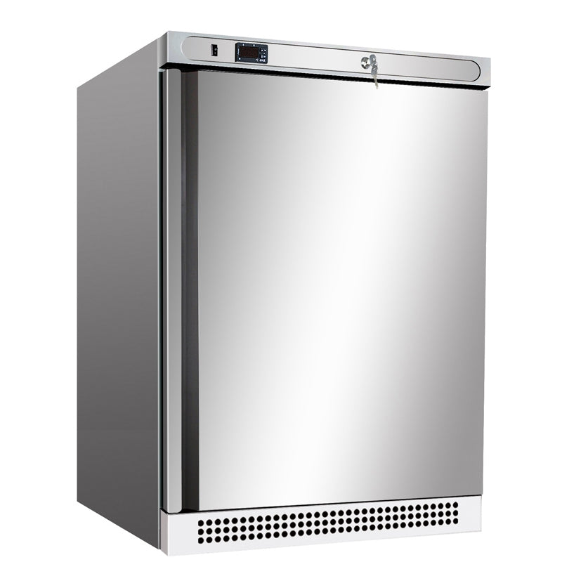 Valera 120 litre Freezer Stainless Steel Undercounter VS200BT