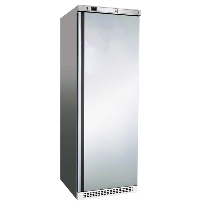 Valera 350 litre Fridge Stainless Steel VS400TN