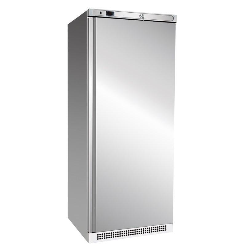 Valera 570 litre Fridge Stainless Steel VS600TN