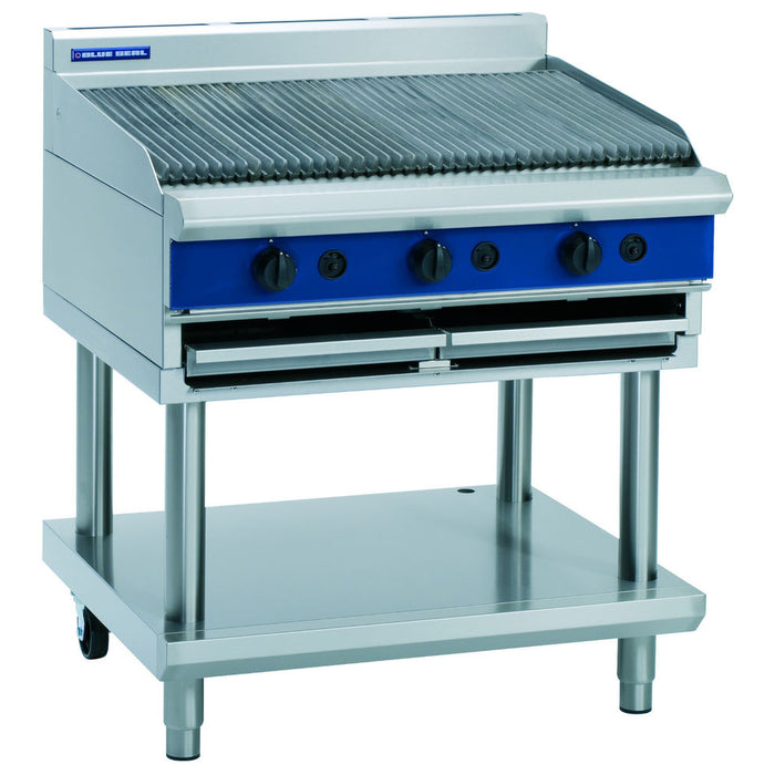 Blue Seal Evolution G596-Ls Gas Chargrill