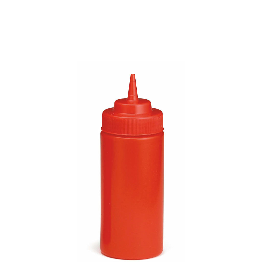 Squeeze Bottle Red