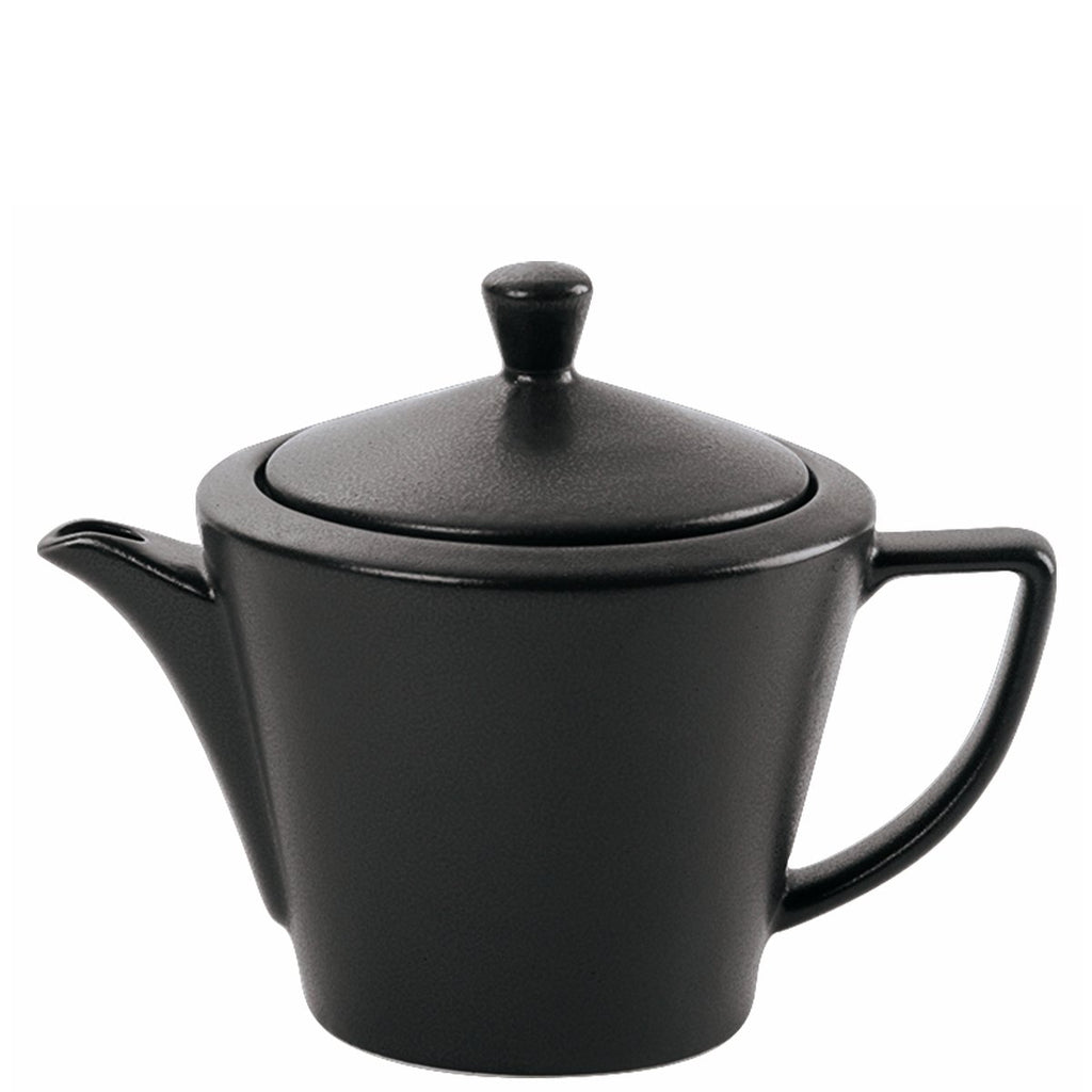 DPS Seasons Graphite Conic Tea Pot