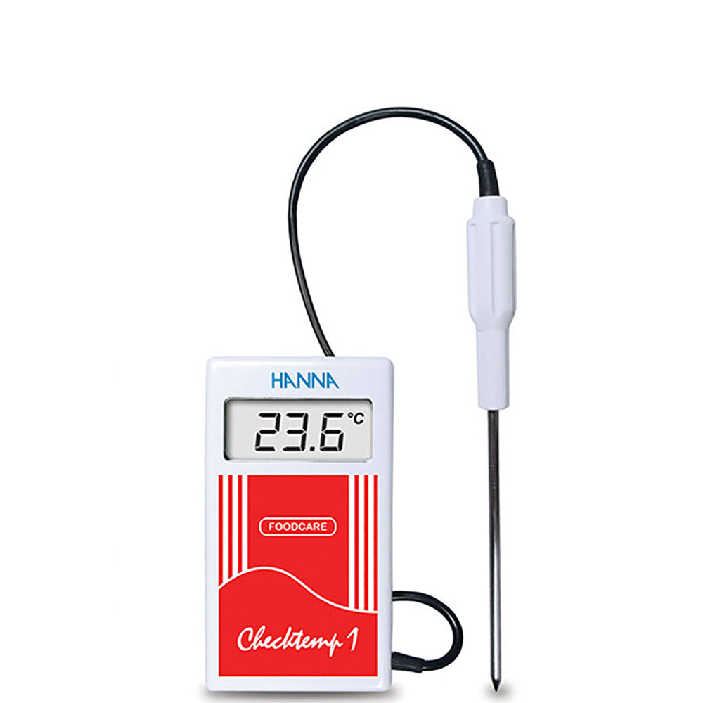 HACCP Thermometer with Auto Calibration