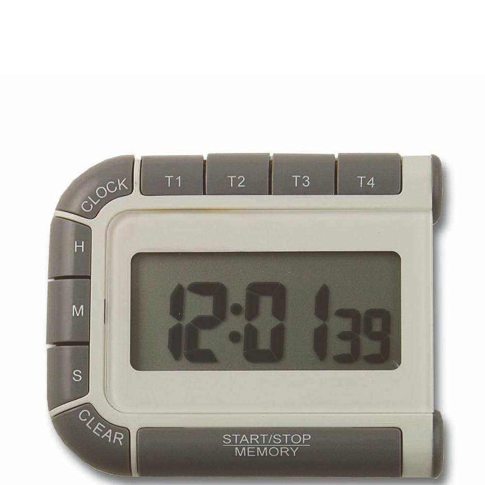 Kitchen Timer with 4 Timers in One Unit