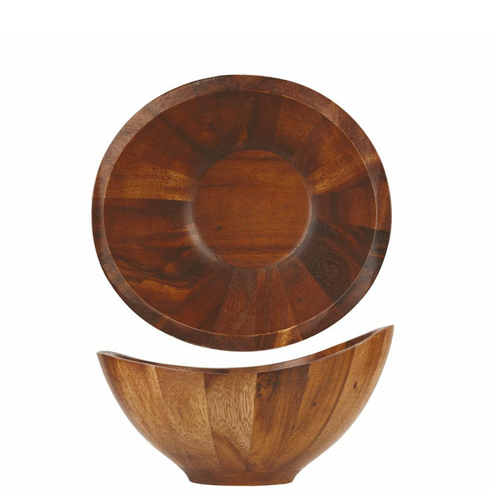Churchill Buffet Acacia Bowl