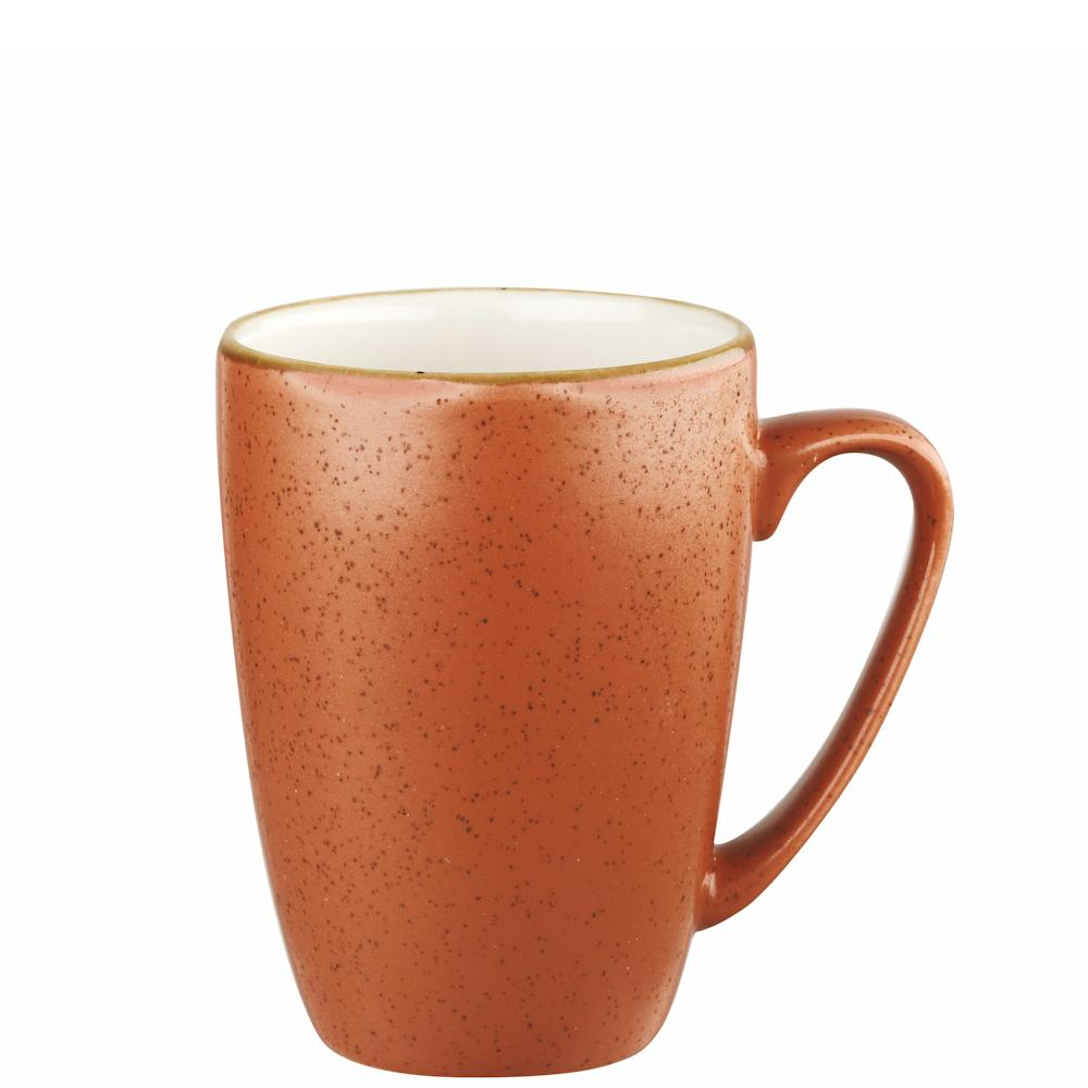 Churchill Stonecast Spiced Orange Mug